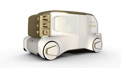 2019 Toyota e-Care concept 4