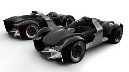 2019 Toyota e-Racer concept 1