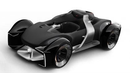 2019 Toyota e-Racer concept 2