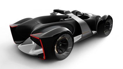 2019 Toyota e-Racer concept 3