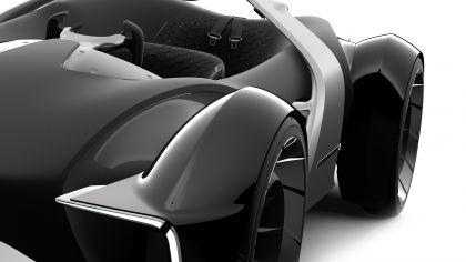 2019 Toyota e-Racer concept 4