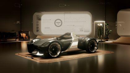2019 Toyota e-Racer concept 9