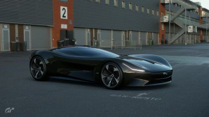 2019 Jaguar Vision Gran Turismo Coupé 19