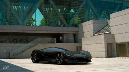 2019 Jaguar Vision Gran Turismo Coupé 30