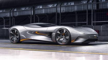 2019 Jaguar Vision Gran Turismo Coupé 6