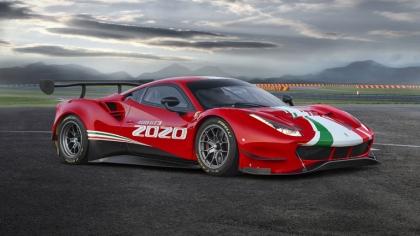 2020 Ferrari 488 GT3 Evo 5