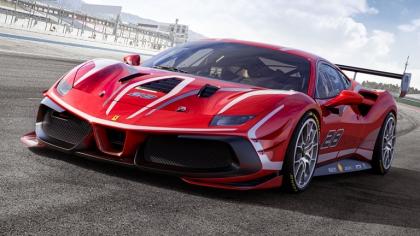 2020 Ferrari 488 Challenge Evo 3