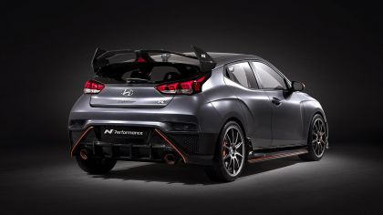 2019 Hyundai Veloster N Performance Concept 2
