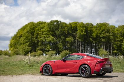 2019 Toyota GR Supra - UK version 12
