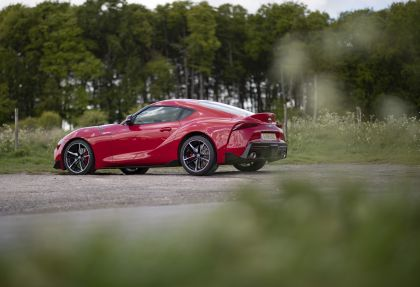 2019 Toyota GR Supra - UK version 14