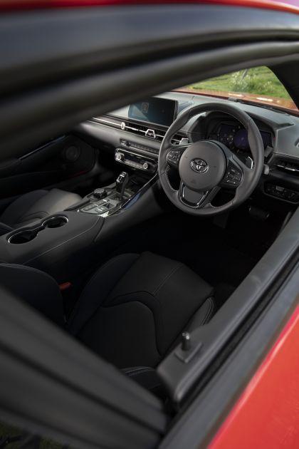 2019 Toyota GR Supra - UK version 70