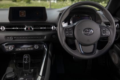 2019 Toyota GR Supra - UK version 78