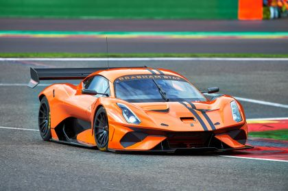2020 Brabham BT62 Competition Specification 1