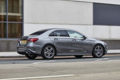 2019 Mercedes-Benz A 250 sedan - UK version 6