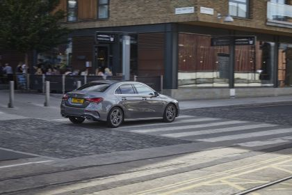 2019 Mercedes-Benz A 250 sedan - UK version 9