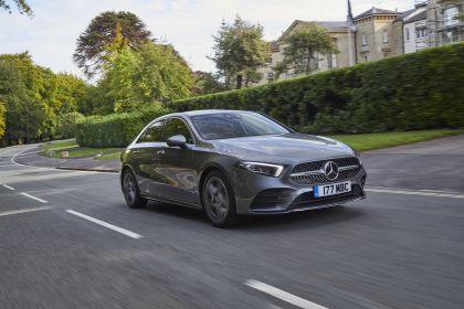 2019 Mercedes-Benz A 250 sedan - UK version 18