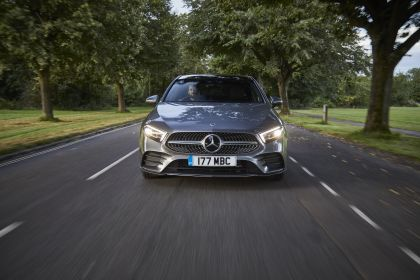 2019 Mercedes-Benz A 250 sedan - UK version 22