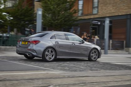 2019 Mercedes-Benz A 250 sedan - UK version 27