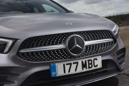 2019 Mercedes-Benz A 250 sedan - UK version 30