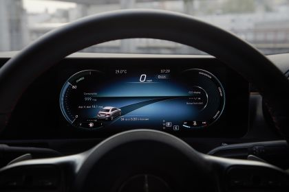 2019 Mercedes-Benz A 250 sedan - UK version 50