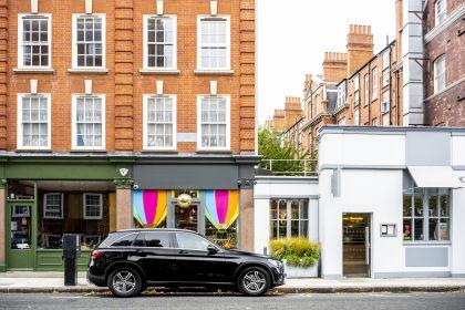 2019 Mercedes-Benz GLC 220d 4Matic - UK version 5