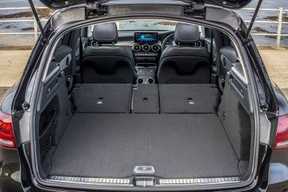 2019 Mercedes-Benz GLC 220d 4Matic - UK version 86