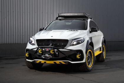 2019 Mercedes-Benz GLE coupé 4x4 Inferno by TopCar 1