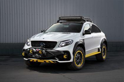 2019 Mercedes-Benz GLE coupé 4x4 Inferno by TopCar 2