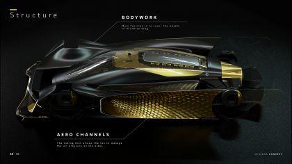 2019 Renault Le Mans concept by Esa Mustonen 17