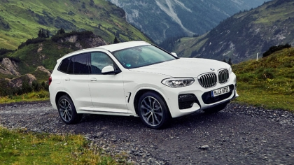 2020 BMW X3 ( G01 ) xDrive30e - USA version 2