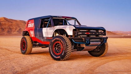 2019 Ford Bronco R race prototype 8