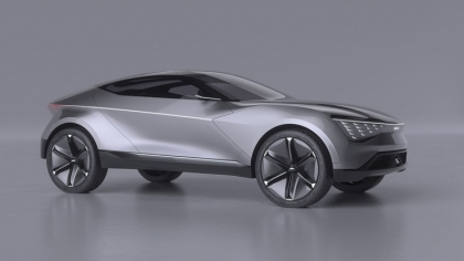 2019 Kia Futuron concept 6