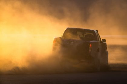 2019 Nissan Frontier Desert Runner concept 4