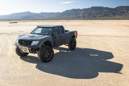 2019 Nissan Frontier Desert Runner concept 10