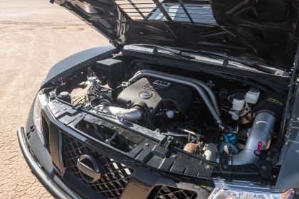2019 Nissan Frontier Desert Runner concept 31