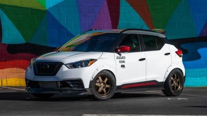 2019 Nissan Kicks Street Sport concept 4