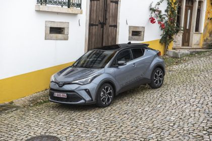 2020 Toyota C-HR 116