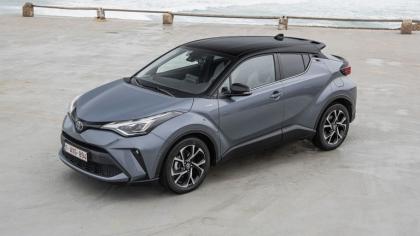 2020 Toyota C-HR 9