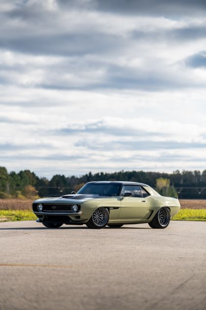 2019 Chevrolet Camaro Valkyrja by RingBrothers ( based on 1969 Chevrolet Camaro ) 3