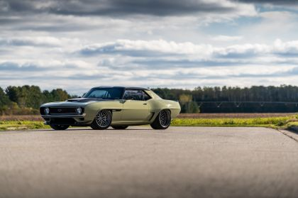 2019 Chevrolet Camaro Valkyrja by RingBrothers ( based on 1969 Chevrolet Camaro ) 4
