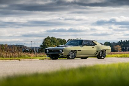 2019 Chevrolet Camaro Valkyrja by RingBrothers ( based on 1969 Chevrolet Camaro ) 5