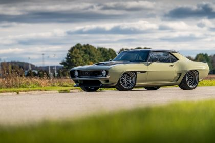 2019 Chevrolet Camaro Valkyrja by RingBrothers ( based on 1969 Chevrolet Camaro ) 6