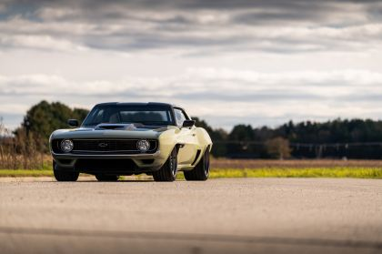 2019 Chevrolet Camaro Valkyrja by RingBrothers ( based on 1969 Chevrolet Camaro ) 8