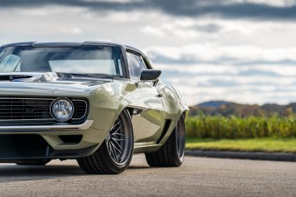 2019 Chevrolet Camaro Valkyrja by RingBrothers ( based on 1969 Chevrolet Camaro ) 11
