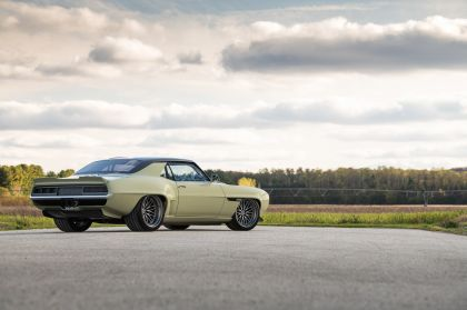 2019 Chevrolet Camaro Valkyrja by RingBrothers ( based on 1969 Chevrolet Camaro ) 20