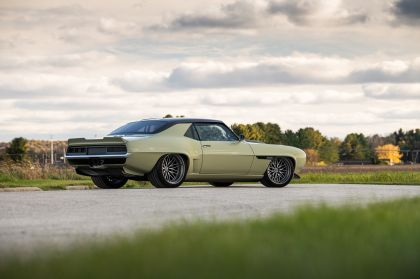 2019 Chevrolet Camaro Valkyrja by RingBrothers ( based on 1969 Chevrolet Camaro ) 23