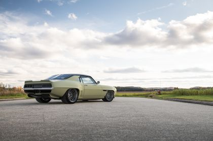 2019 Chevrolet Camaro Valkyrja by RingBrothers ( based on 1969 Chevrolet Camaro ) 34