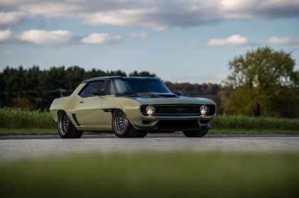 2019 Chevrolet Camaro Valkyrja by RingBrothers ( based on 1969 Chevrolet Camaro ) 36