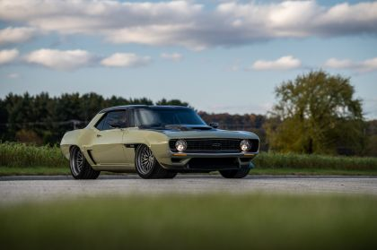 2019 Chevrolet Camaro Valkyrja by RingBrothers ( based on 1969 Chevrolet Camaro ) 37