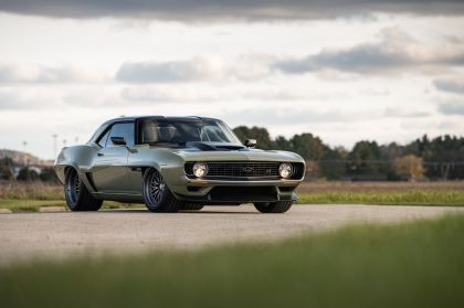 2019 Chevrolet Camaro Valkyrja by RingBrothers ( based on 1969 Chevrolet Camaro ) 42